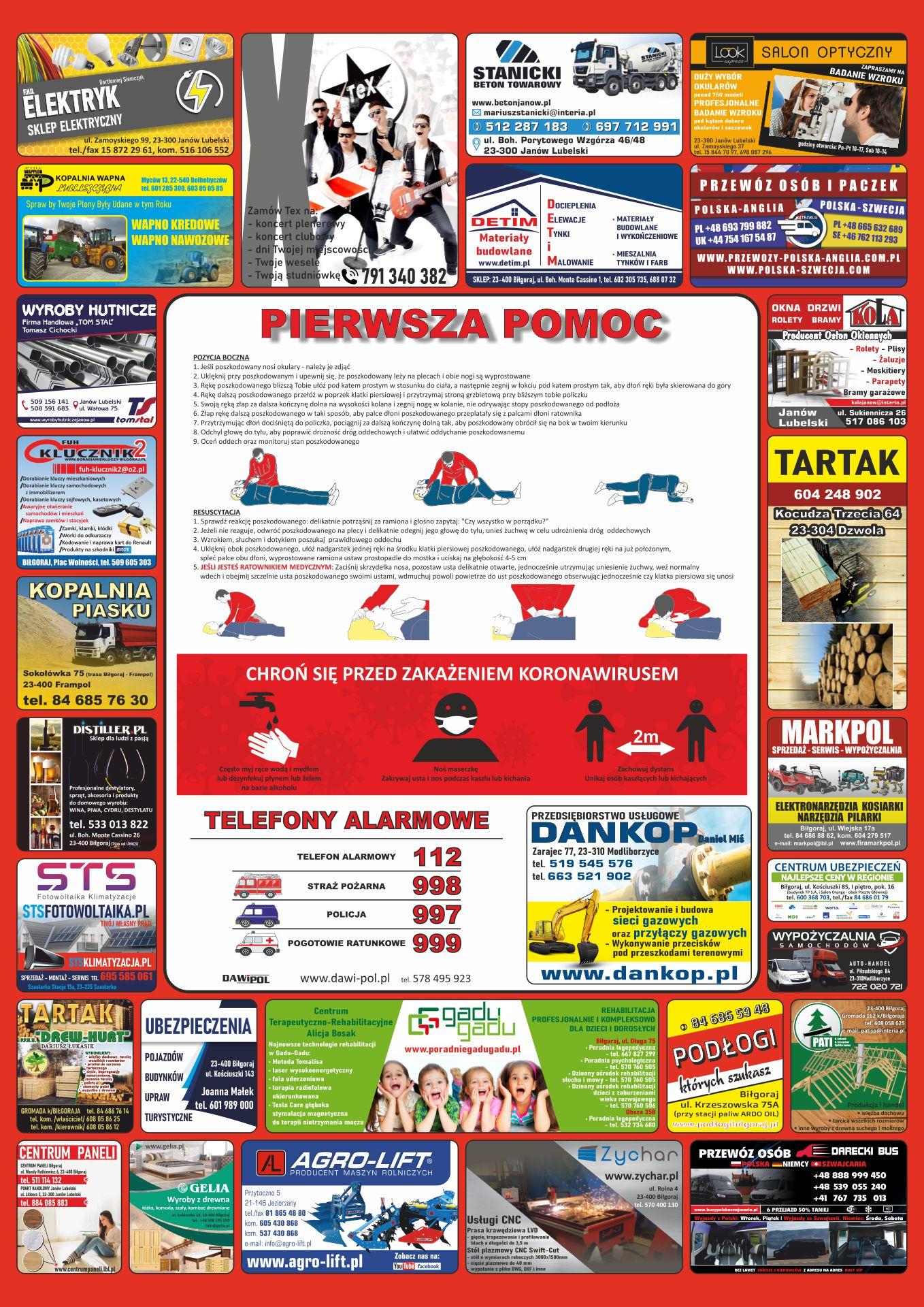 plakaty: biłgoraj