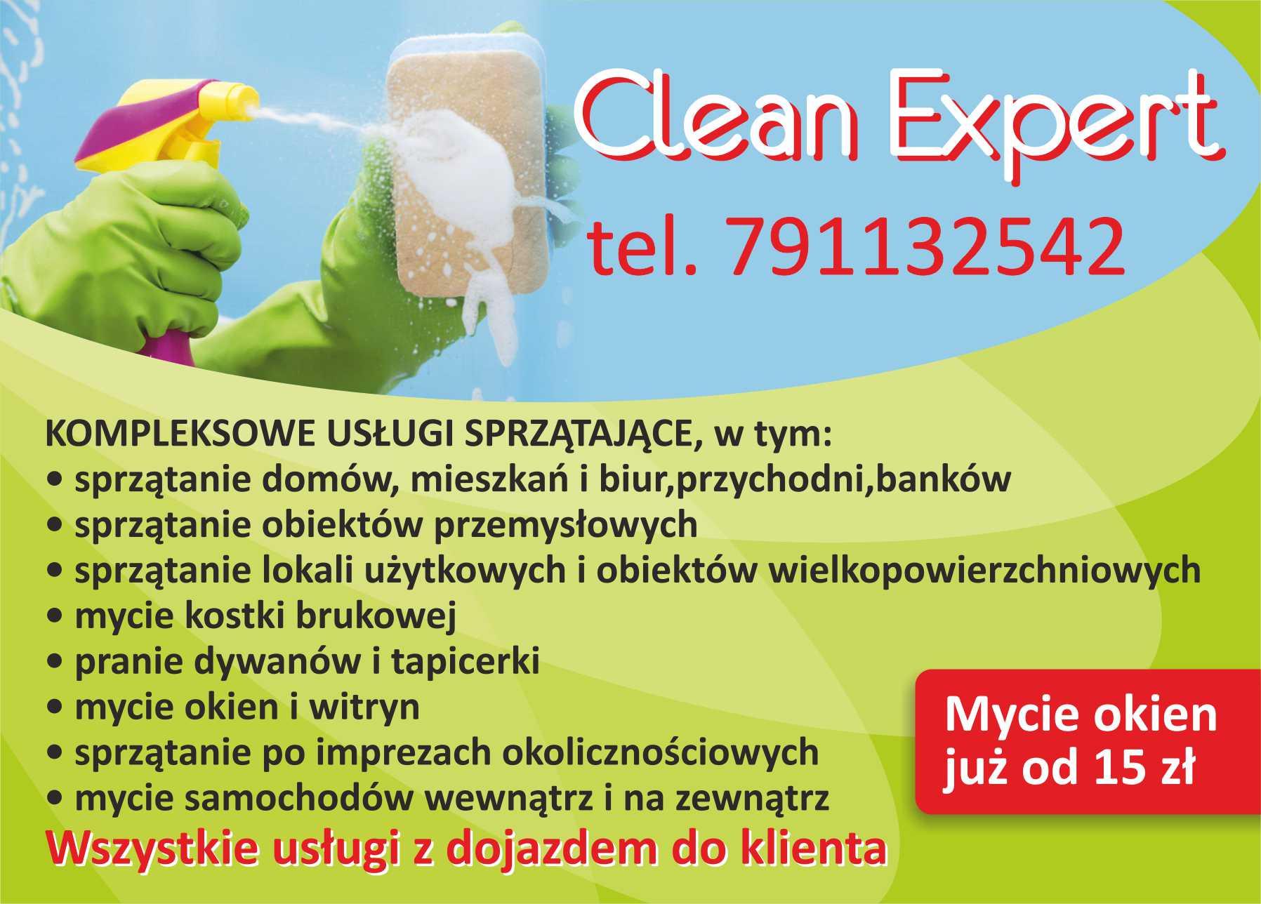 ulotki: cleanexpert